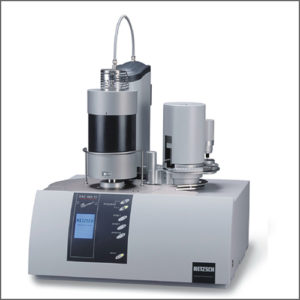 Differential Scanning Calorimeter (DSC)